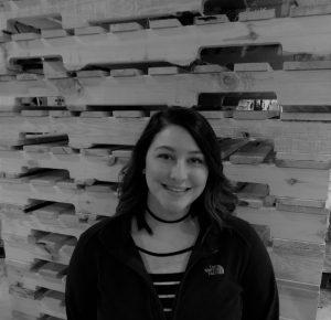 Carly Moore, Sales Service Representative
